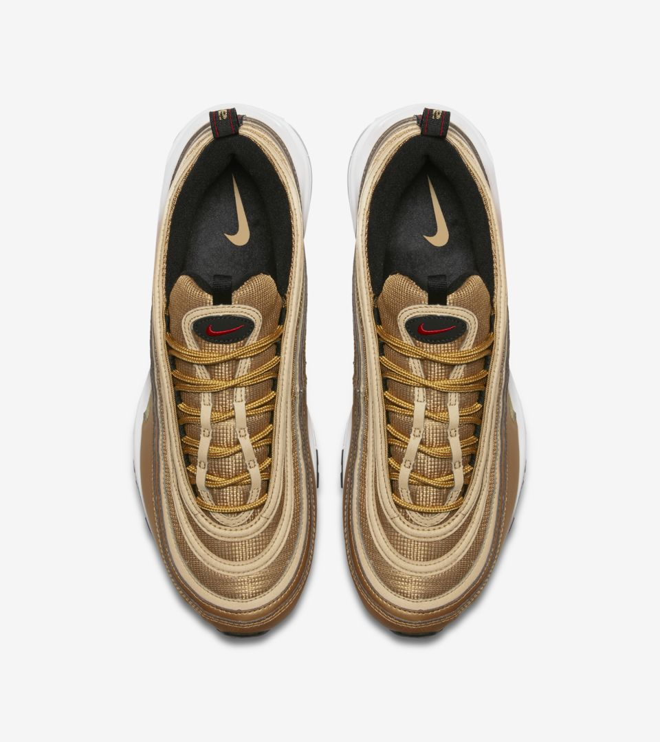 Top Quality Nike Air Max 97 Met Gold Coin D8c90 6880c