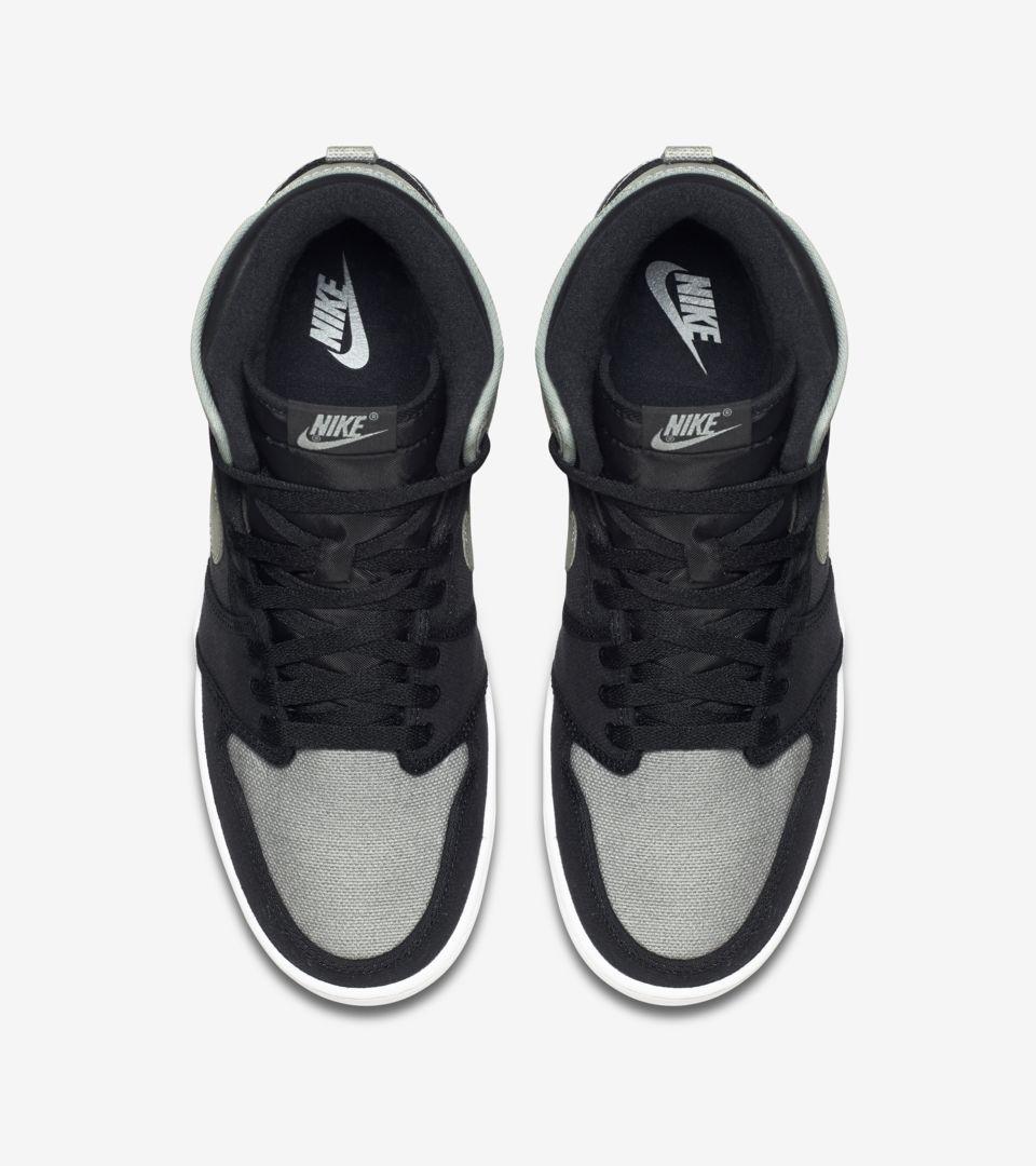 best service 47b86 062a0 Air Jordan 1 KO  Black   Shadow Grey  Release Date. Nike+ SNKRS