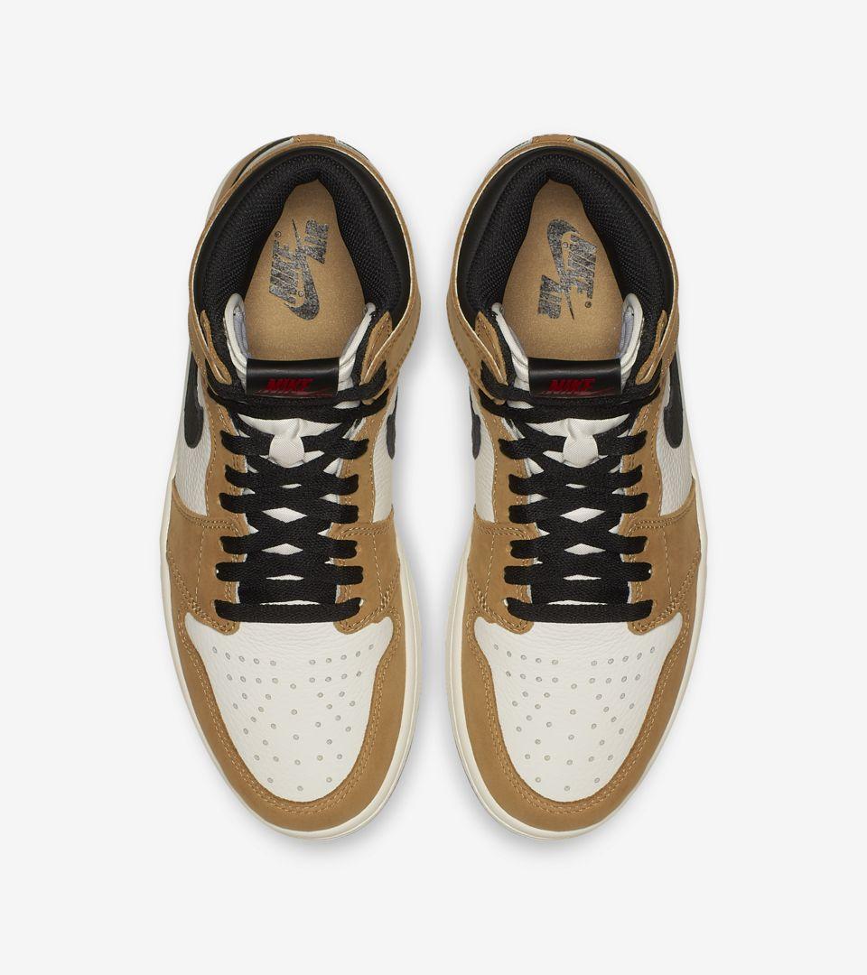 Air Jordan 1 High 'Golden Harvest & Sail & Black' Release Date