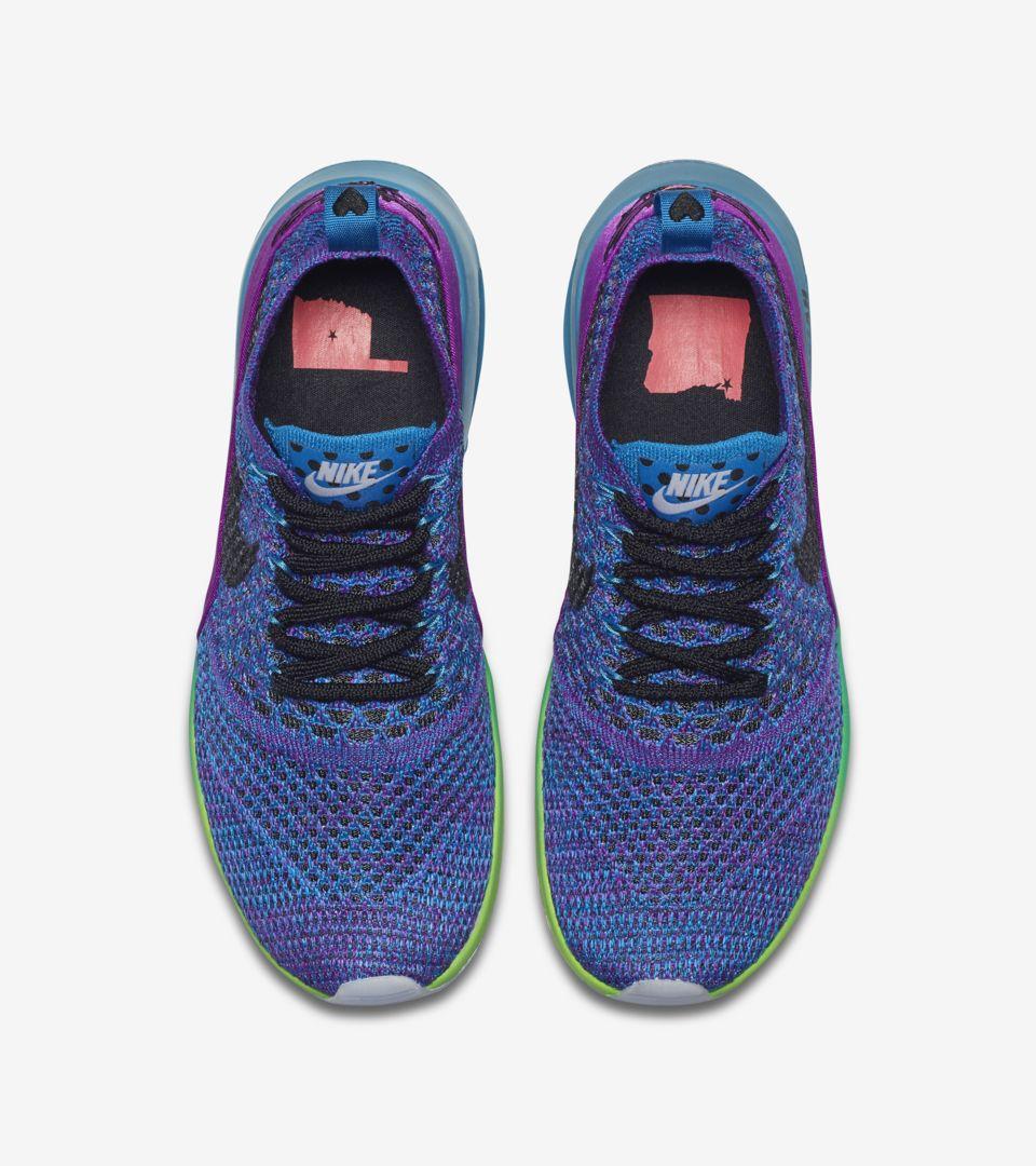 7a5cfad819 Women's Nike Air Max Thea Ultra Flyknit Doernbecher Freestyle 2017 ...