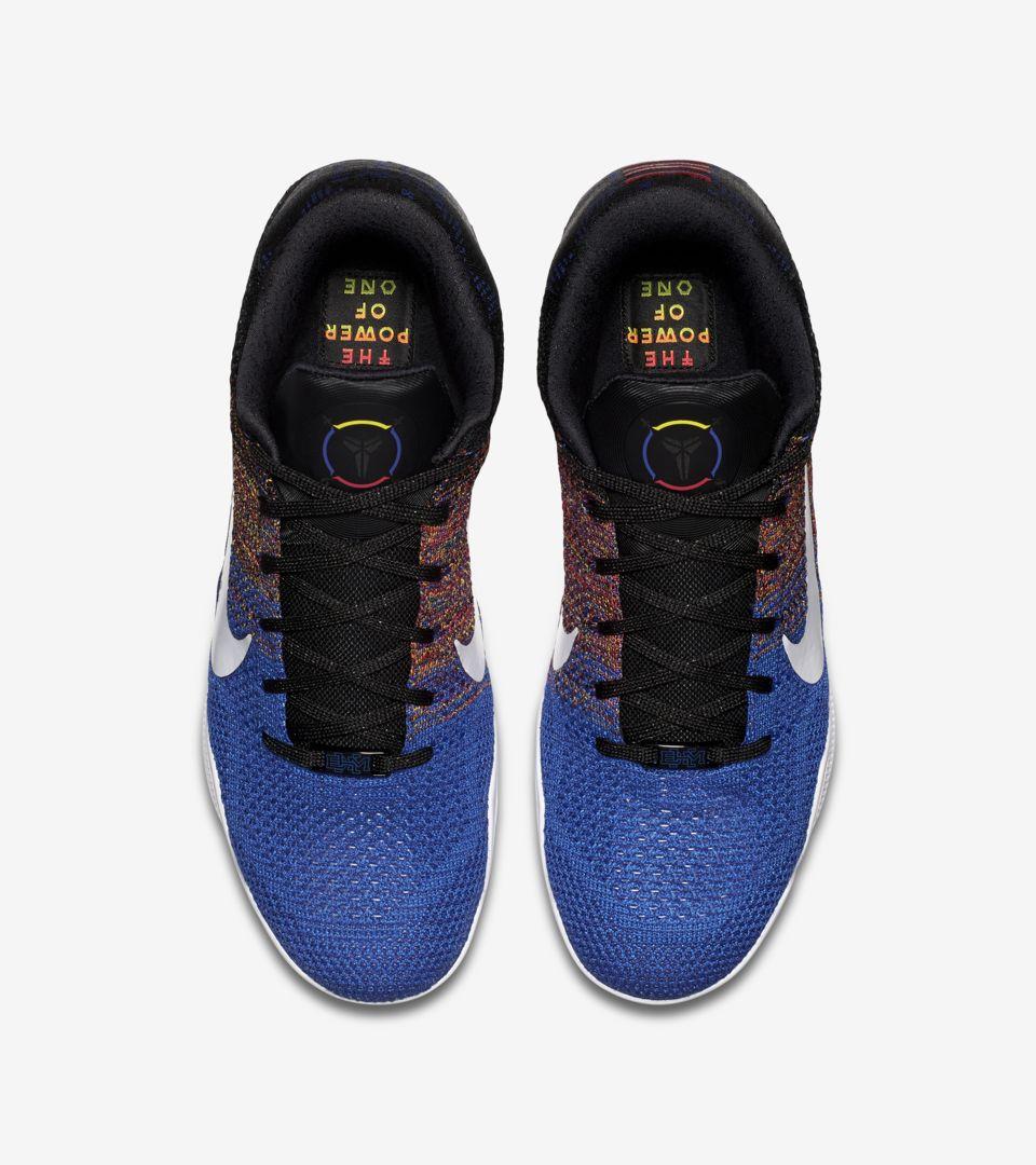 premium selection 5a1b2 7bb5e Nike Kobe 11  BHM  2016 Release Date. Nike+ SNKRS