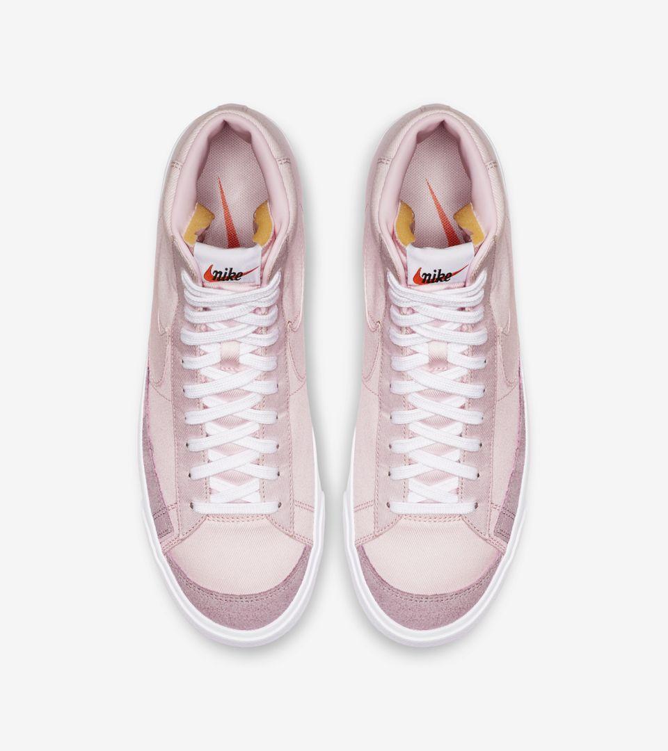 Nike Blazer Mid '77 Vintage 'Pink Foam' Release Date