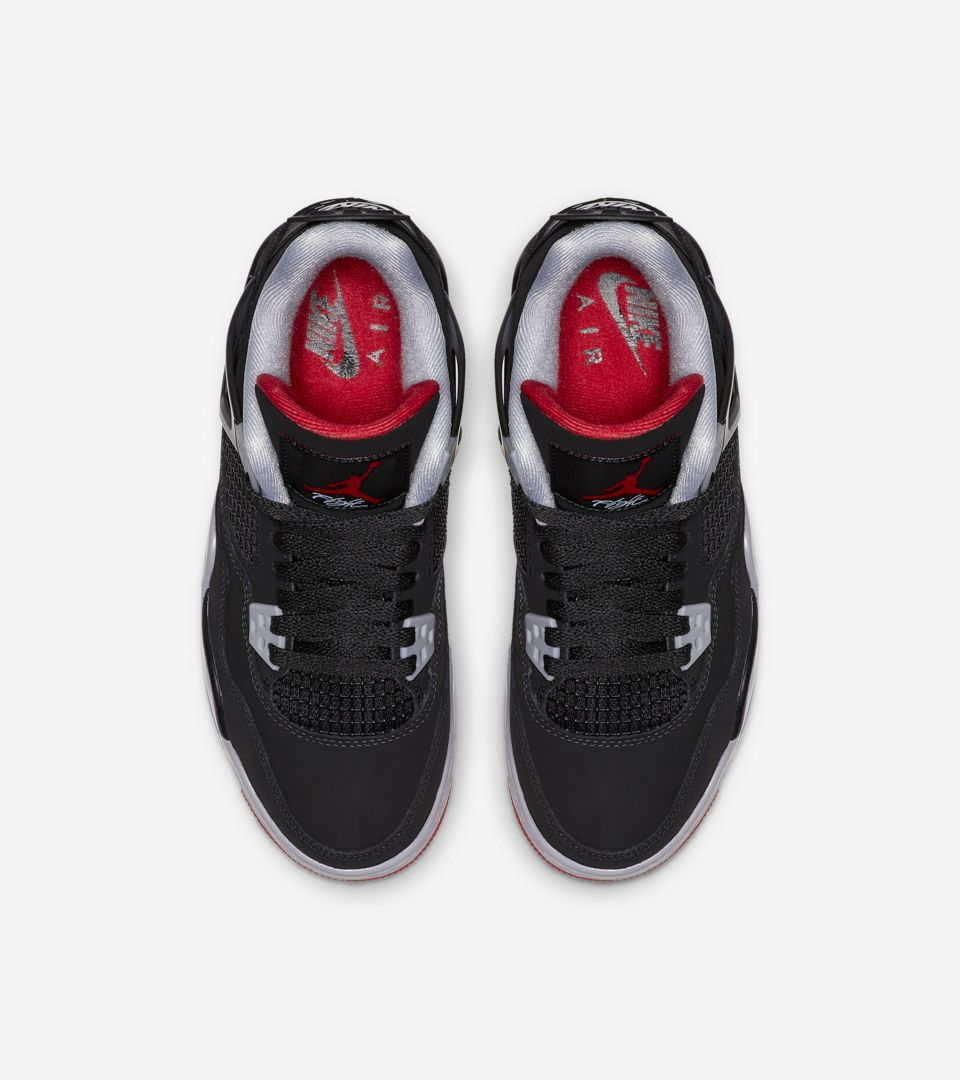 Air Jordan 4 Retro (GS)发布日期