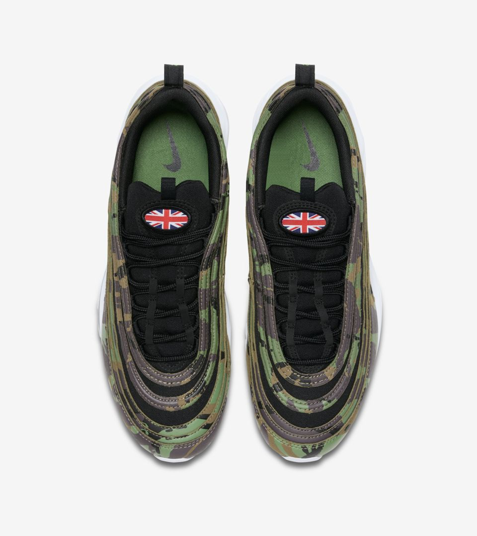Nike Air Max 97 Premium 'United Kingdom' Release Date. Nike