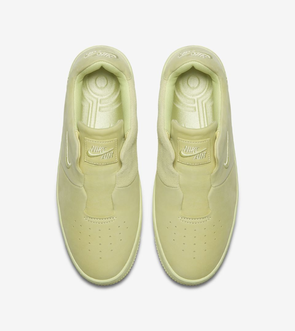 new style 0c0cc 67663 Nike Women's Air Force 1 Sage XX 'Luminous Green' Release ...