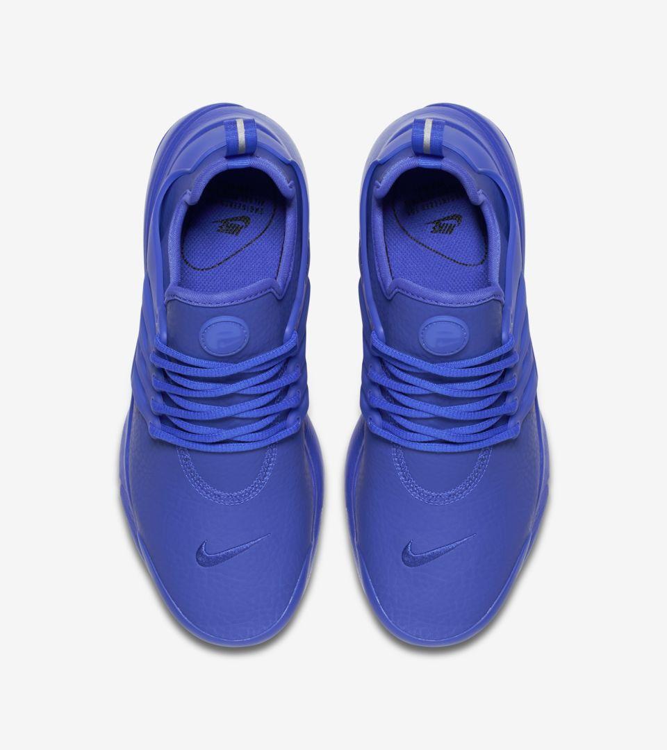 free shipping 5a93c 6f5dd Women's Nike Air Presto Premium 'Paramount Blue'. Nike+ SNKRS