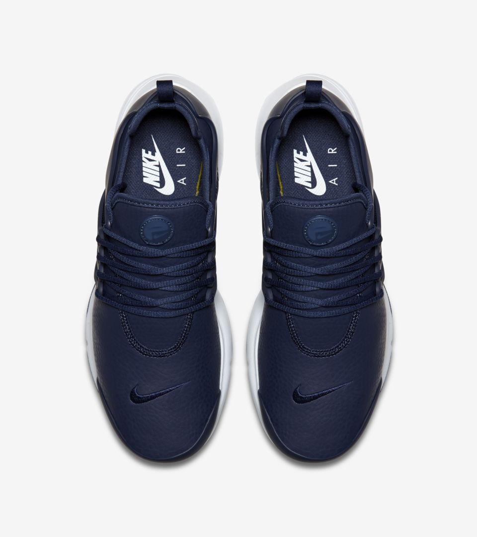 premium selection 64beb 44f32 Women's Nike Air Presto Premium 'Midnight Navy'. Nike⁠+ SNKRS