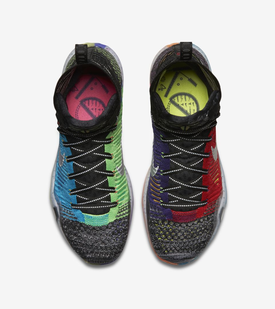 fa3fa2e45e40 Nike Kobe 10 Elite  What The  Release Date. Nike⁠+ SNKRS