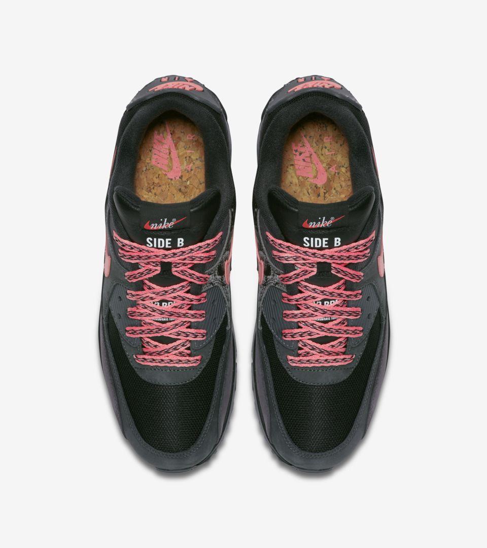 Air Max 90 'Side B' releasedatum. NikePlus SNEAKRS NL