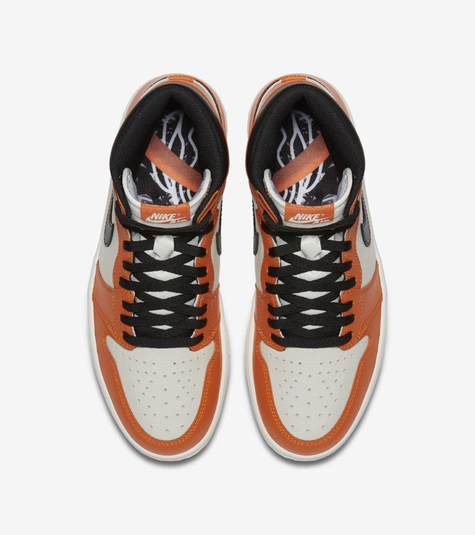 pretty nice 86002 5fd58 Air Jordan 1 'Shattered Backboard Away' Release Date. Nike+ ...
