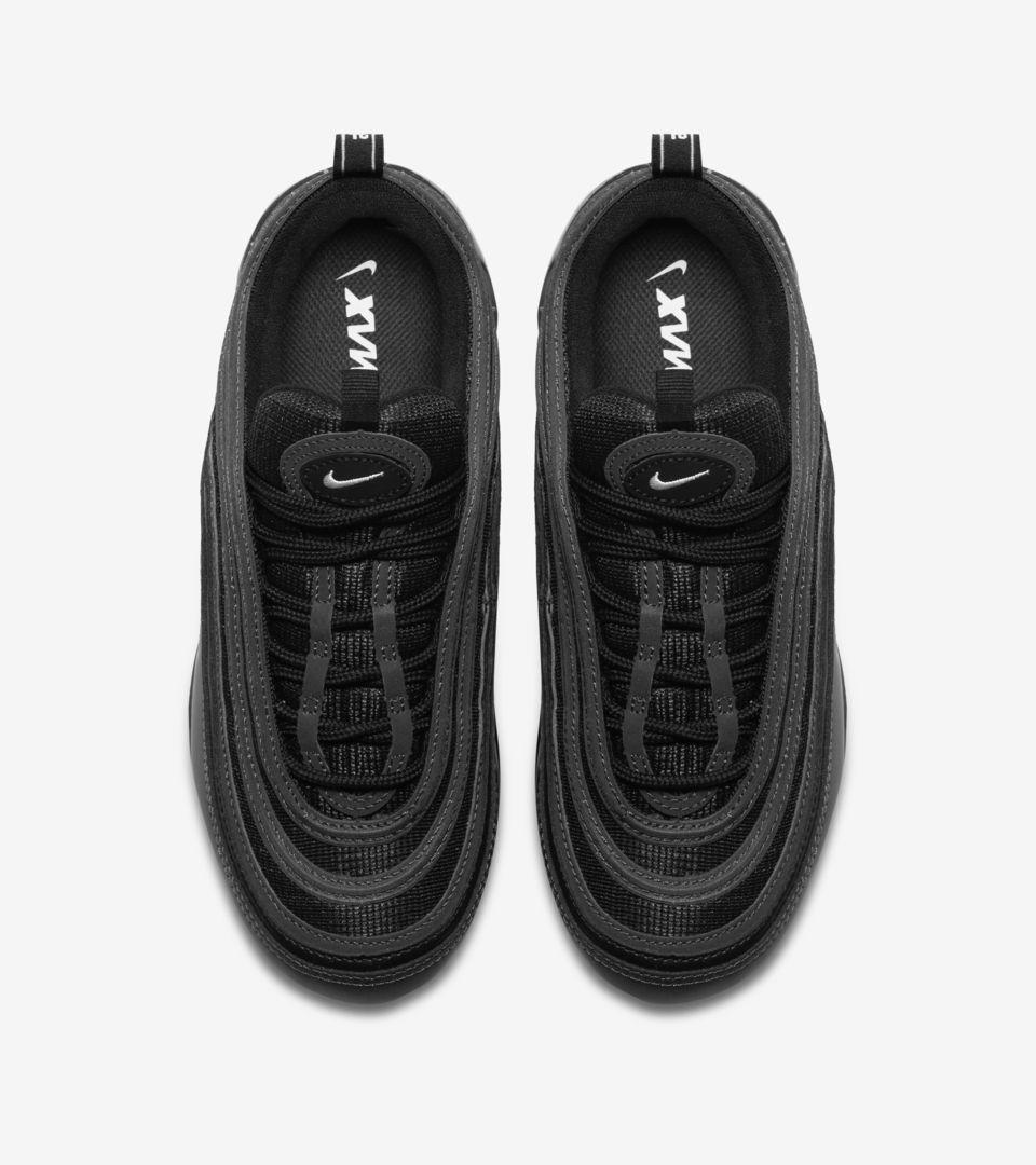 timeless design 5bf16 760b6 Nike Women's Air VaporMax 97 'Metallic Hematite & Black ...