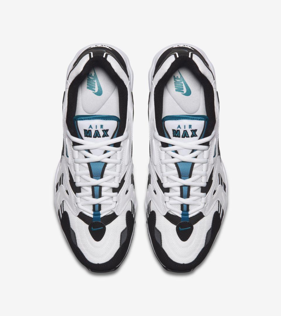 Nike Air Max 96 2 XX Modern Max 'White, Teal & Black'. Nike+ SNKRS