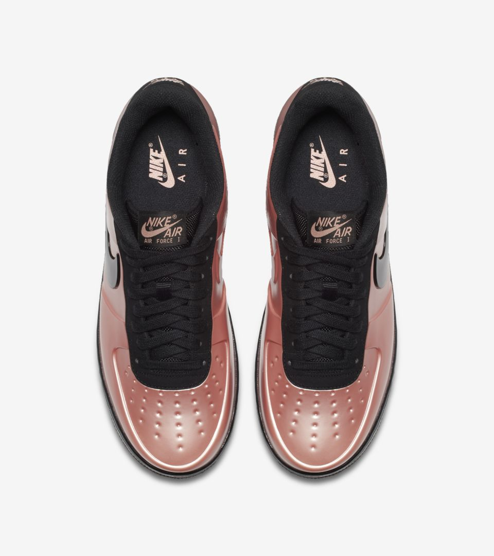 new styles 23970 a854a Nike Air Force 1 Foamposite Pro Cup 'Coral Stardust & Black ...