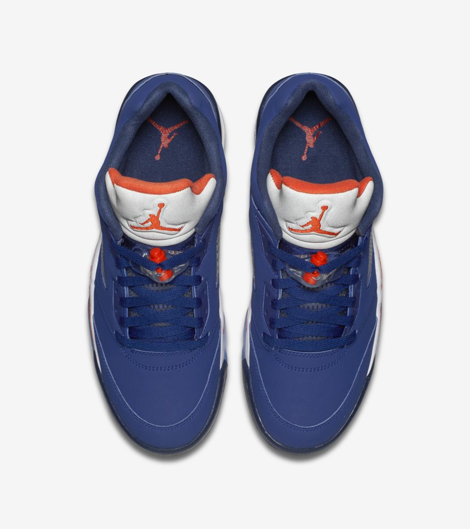 060a4df315a7a1 Air Jordan 5 Retro Low  Royal Blue  Release Date. Nike⁠+ SNKRS