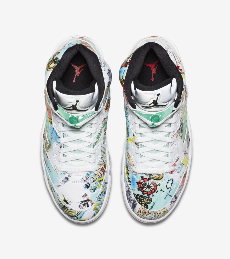 f3f4baed649819 Air Jordan 5  Wings  Release Date. Nike+ SNKRS