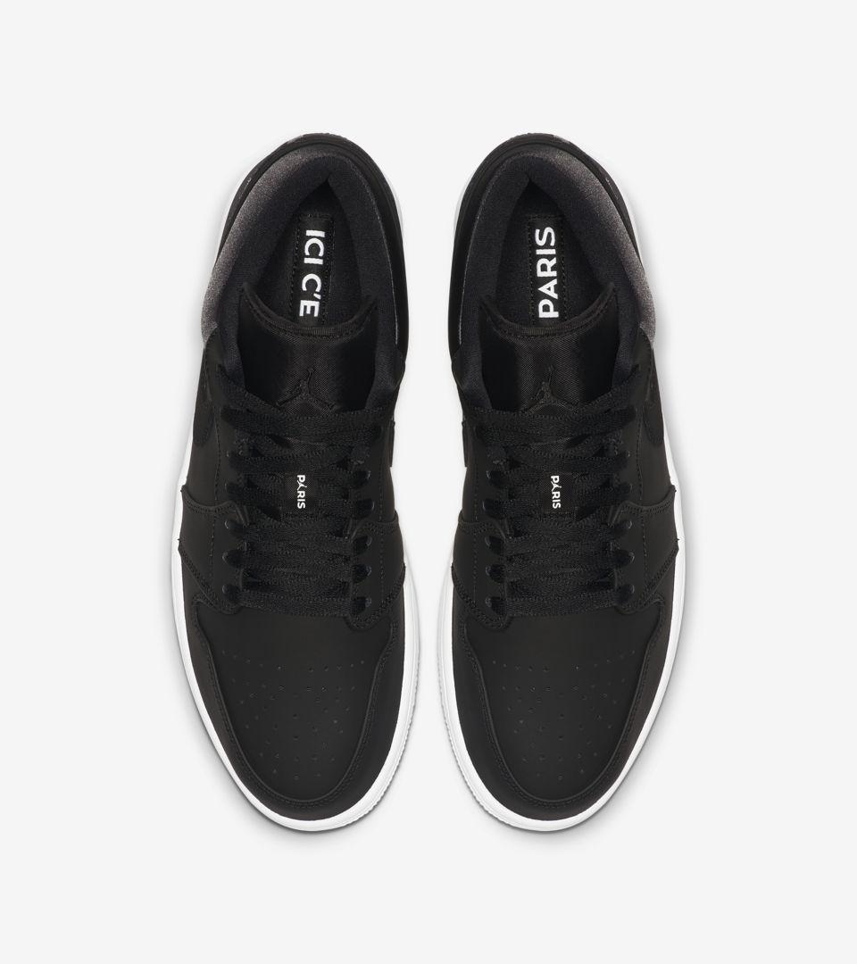 size 40 1ab1f 771f7 Air Jordan 1 Low 'PSG' Release Date. Nike+ SNKRS
