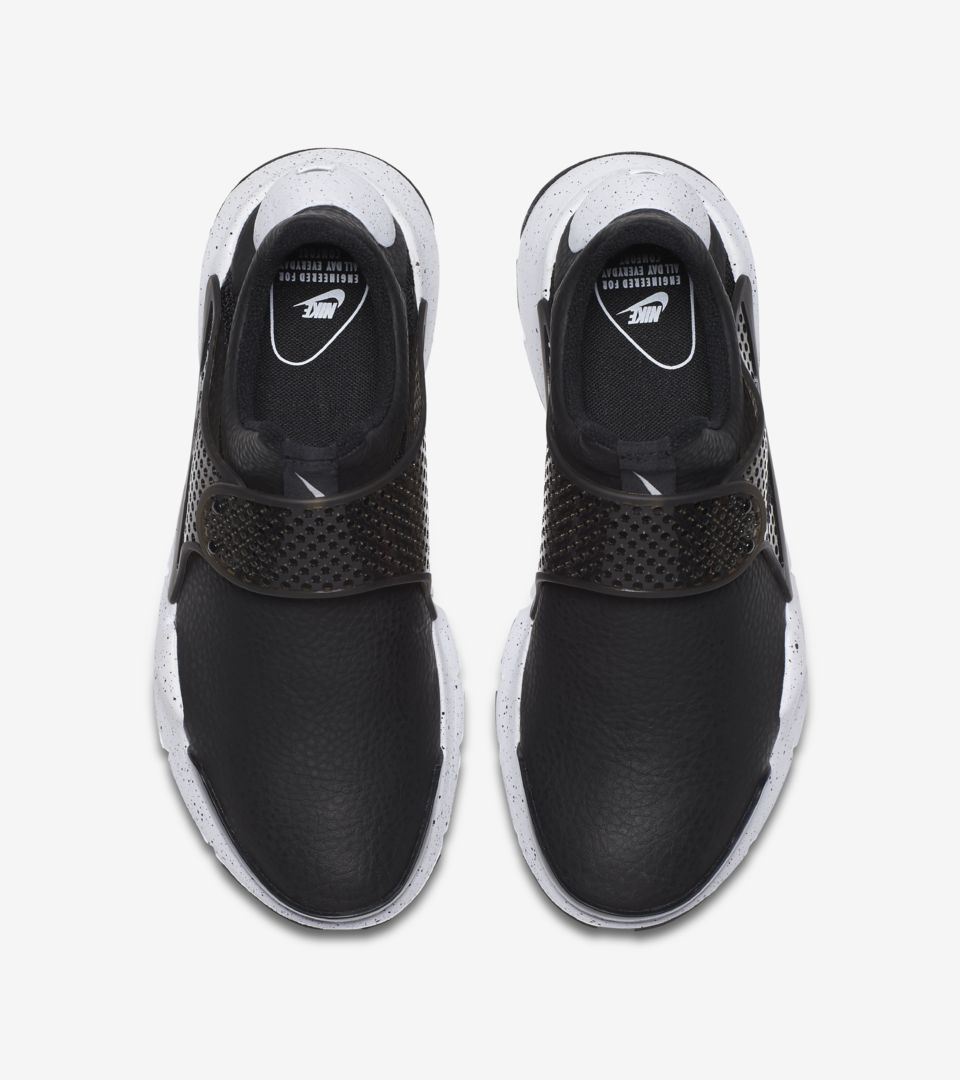 cheap for discount a6118 84931 Women's Nike Sock Dart Premium 'Black & White' 2017. Nike+ ...