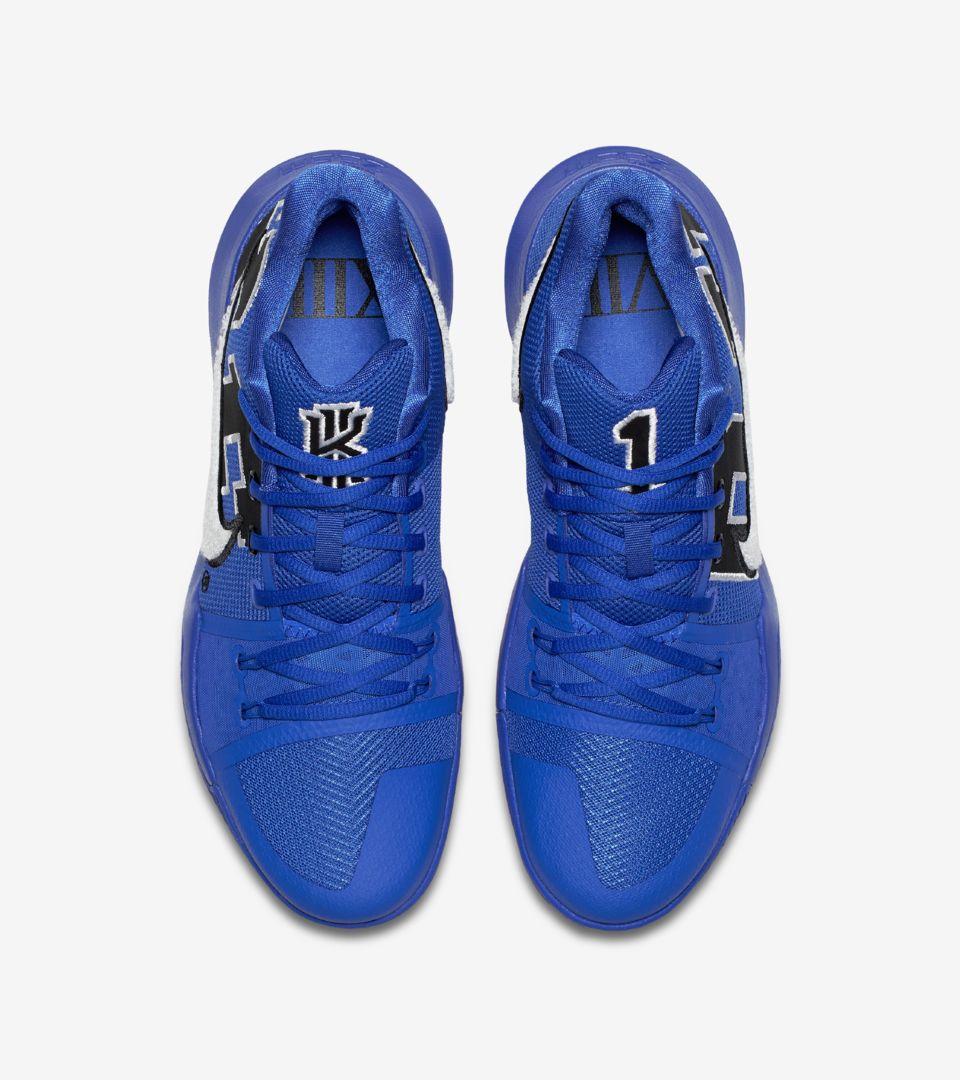 9b6a149eec3c ... Nike Kyrie 3 Duke Nike+ SNKRS ...