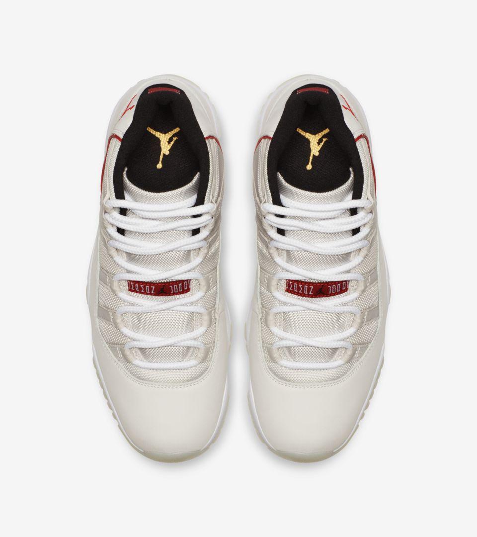 1ff805325be811 Air Jordan 11  Platinum Tint  Release Date. Nike+ SNKRS