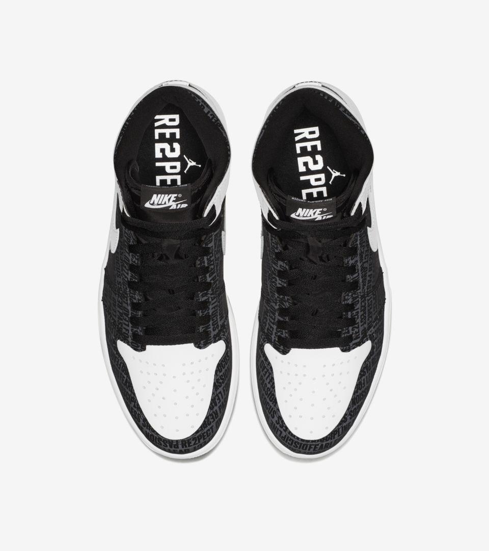 143b834dab88 Air Jordan 1 High  RE2PECT  Release Date. Nike+ SNKRS