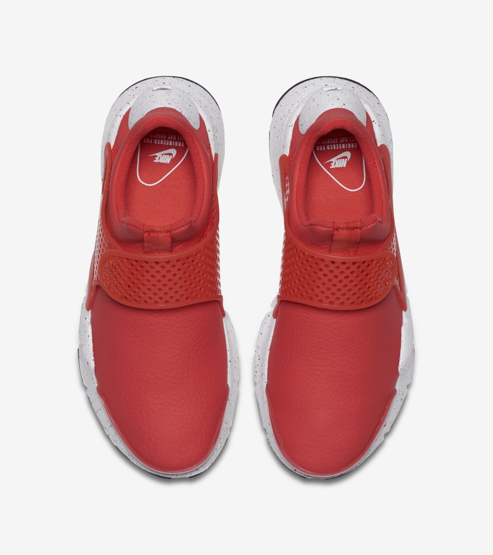 sports shoes 563f6 e63cc Women's Nike Sock Dart Premium 'Max Orange' 2017. Nike+ SNKRS