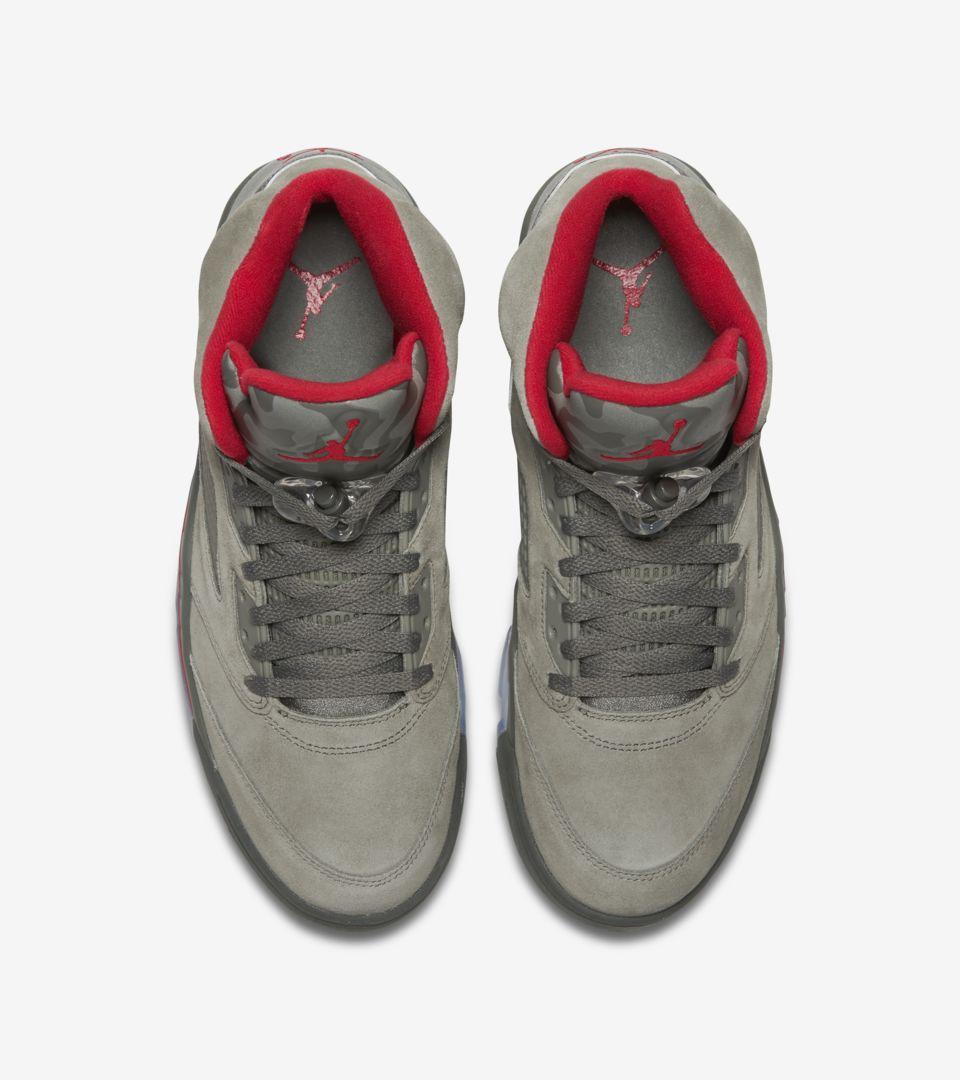 01a8c2208cc3 Air Jordan 5 Retro  Dark Stucco   University Red  Release Date. Nike ...