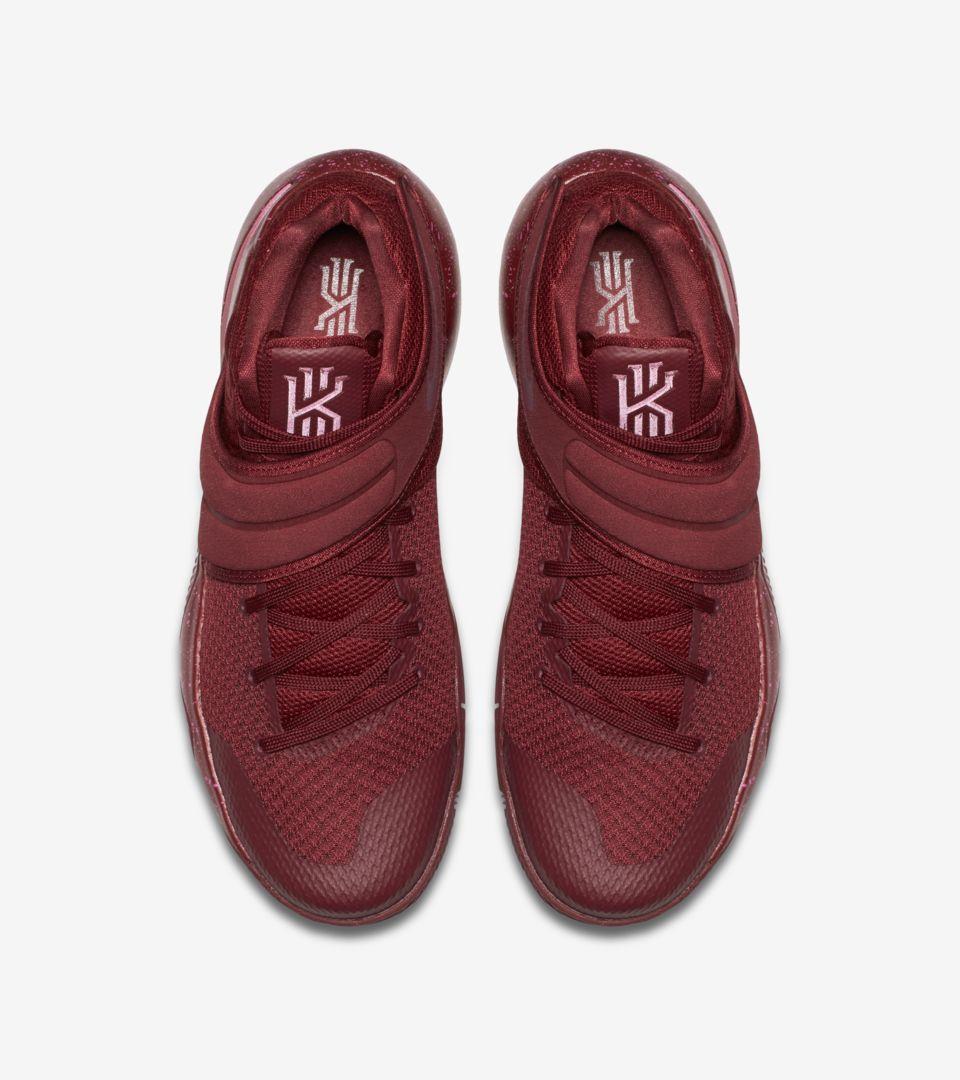 52655c318736 Nike Kyrie 2  Red Velvet  Release Date. Nike+ SNKRS