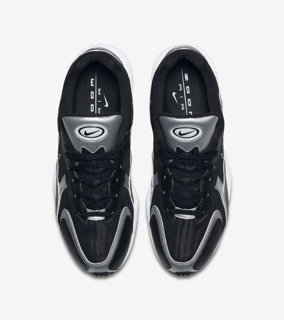 Nike Air Zoom Alpha 'Black & Metallic Silver' Release Date