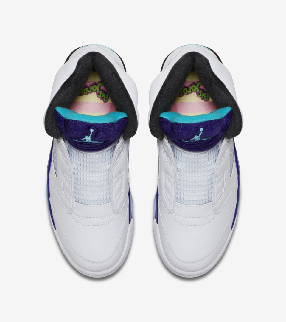 san francisco 855e4 a2b12 Air Jordan 5 'Fresh Prince' Release Date. Nike+ SNKRS