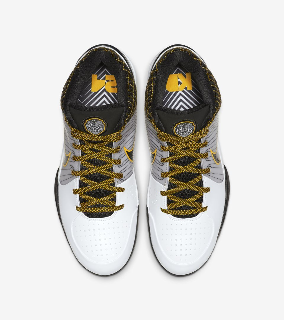 huge selection of 076c0 0aa5f ... Date Kobe 4 Protro  White Del Sol  Release ...