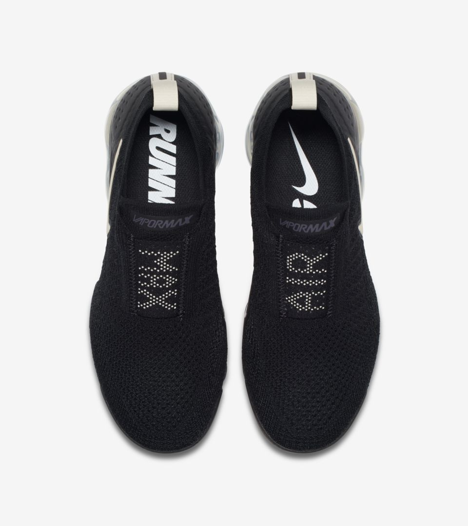 uk availability 0f3bf 3634f Nike Women's Air Vapormax Moc 2 'Black & Light Cream Release ...