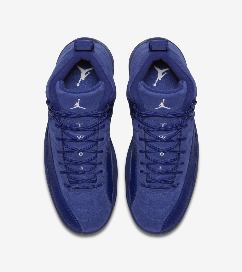 183f0dcb3456 Air Jordan 12 Retro  Deep Royal Blue . Release Date. Nike⁠+ SNKRS