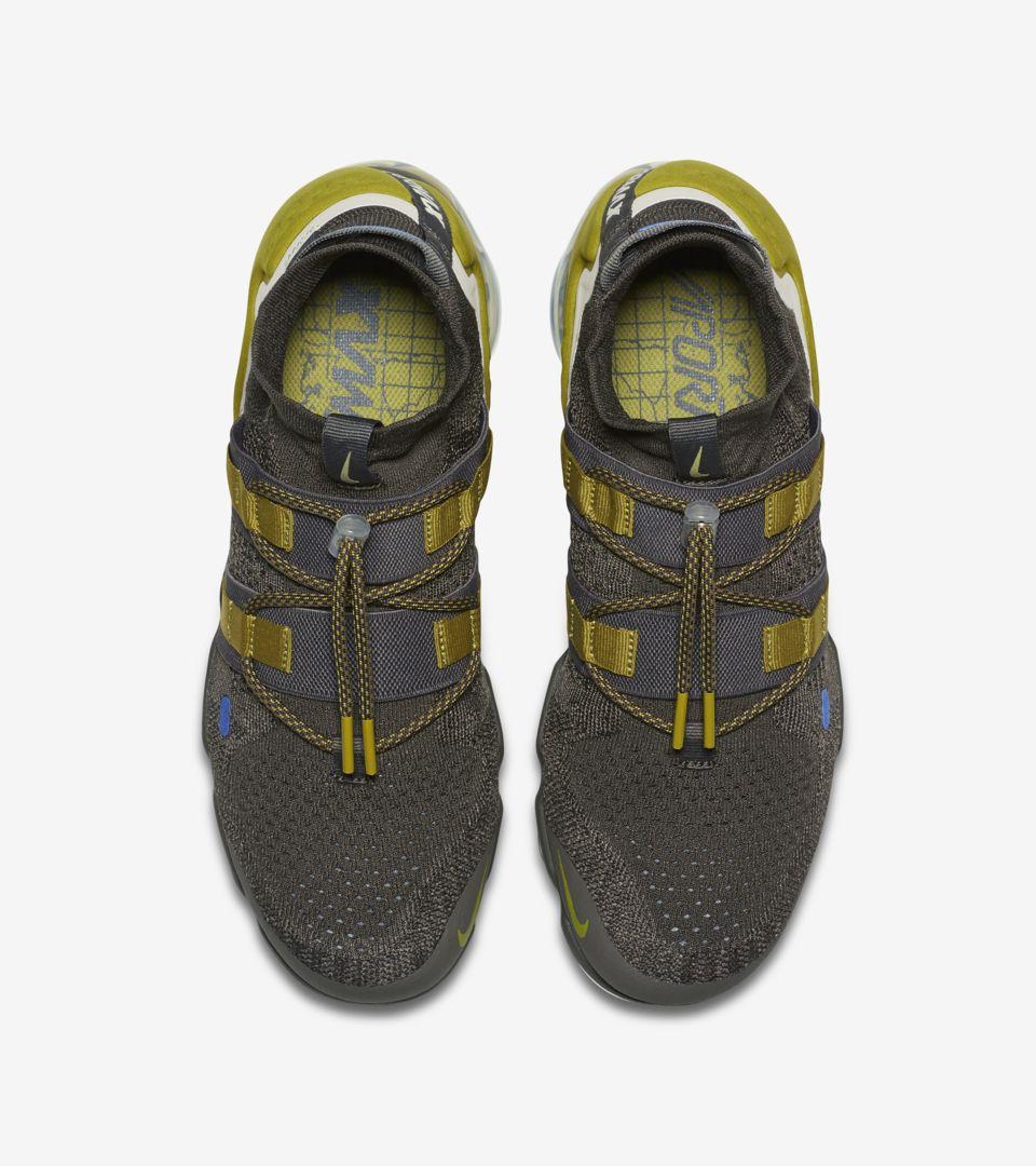 0d52052710bb Nike Air Vapormax Utility  Ridgerock   Peat Moss  Release Date. Nike ...