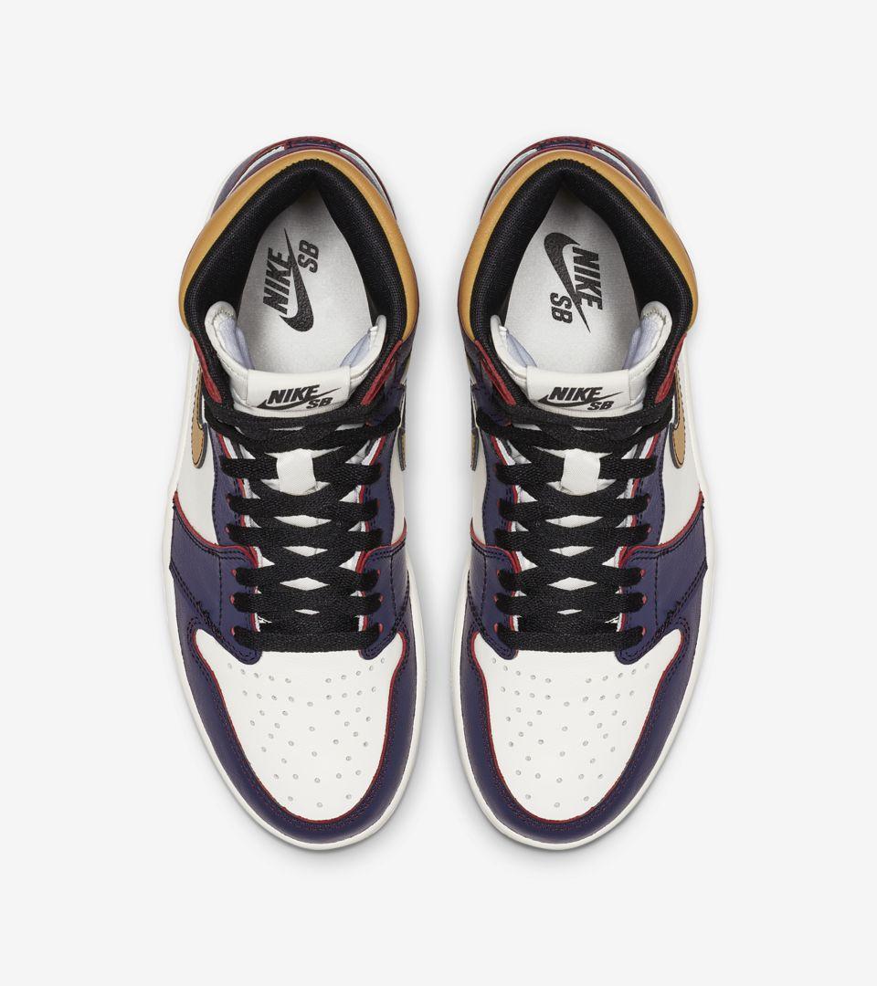 Air Jordan 1 'LA to Chicago' Release Date