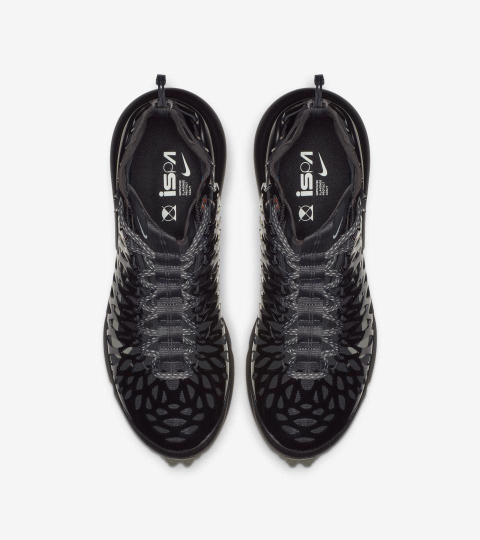 Nike Air Max 270 ISPA 'Black & Dark Stucco & Anthracite' Release Date