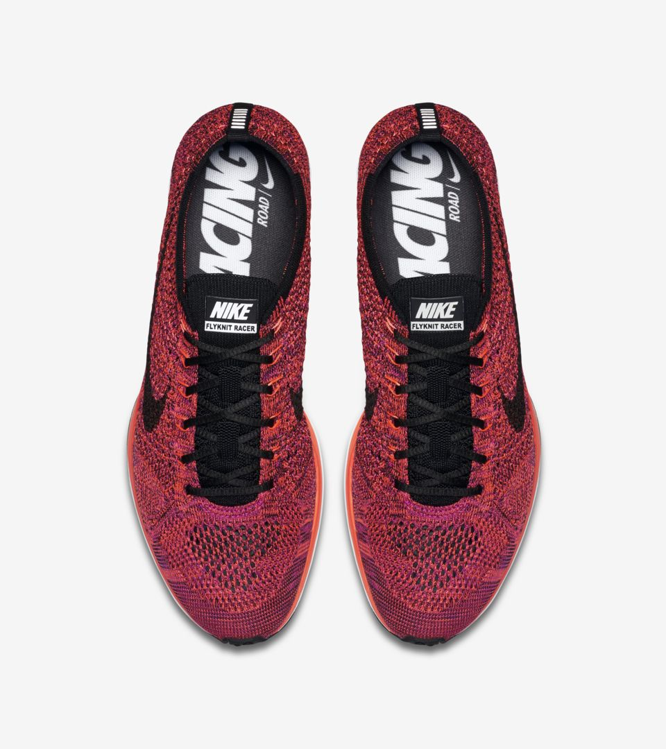 e0c9e1a66dc01 Nike Flyknit Racer  Acai Berry  Release Date. Nike⁠+ SNKRS