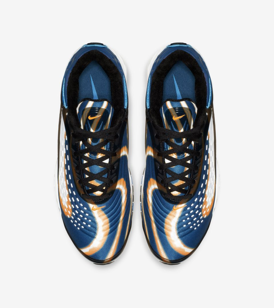 Nike Air Max Deluxe 'Blue Force & Total Orange' Release Date