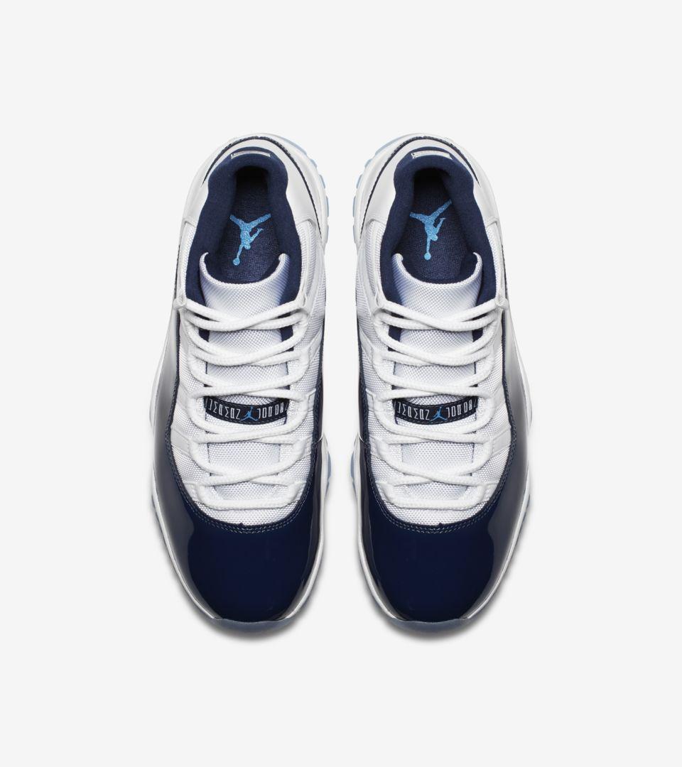 db63ab72e7da Air Jordan 11 Retro  Midnight Navy  Release Date. Nike+ SNKRS