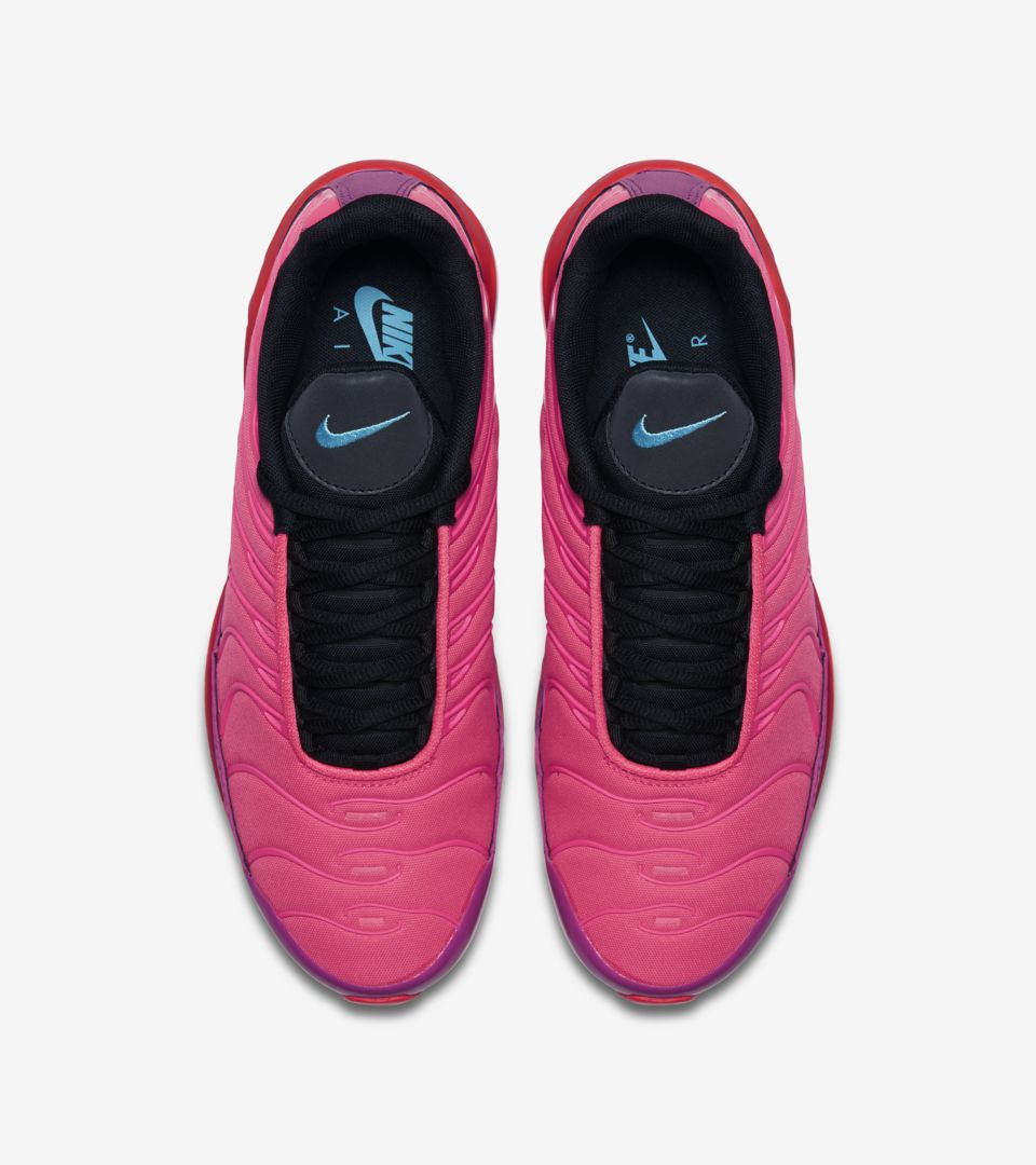 93ec03d02cc Nike Air Max 97   Plus  Racer Pink   Hyper Magenta  Release Date ...
