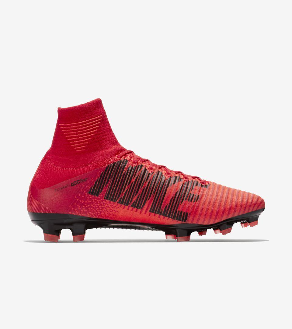 Nike Mercurial Superfly V Ronaldo FG Mens Mens Boots Firm