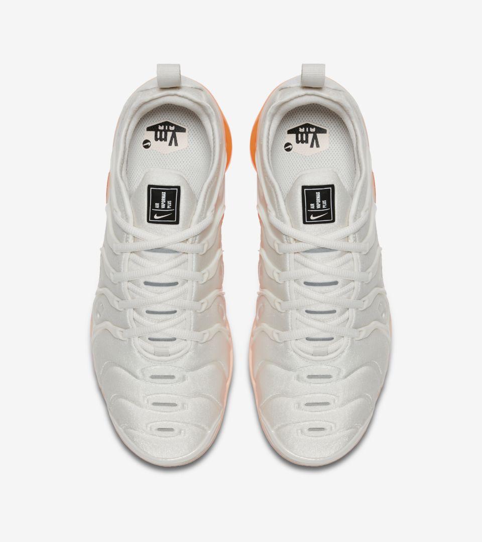 size 40 f768a 36e49 Women s Air Vapormax Plus  Phantom   Total Orange  Release Date. Nike+  SNKRS