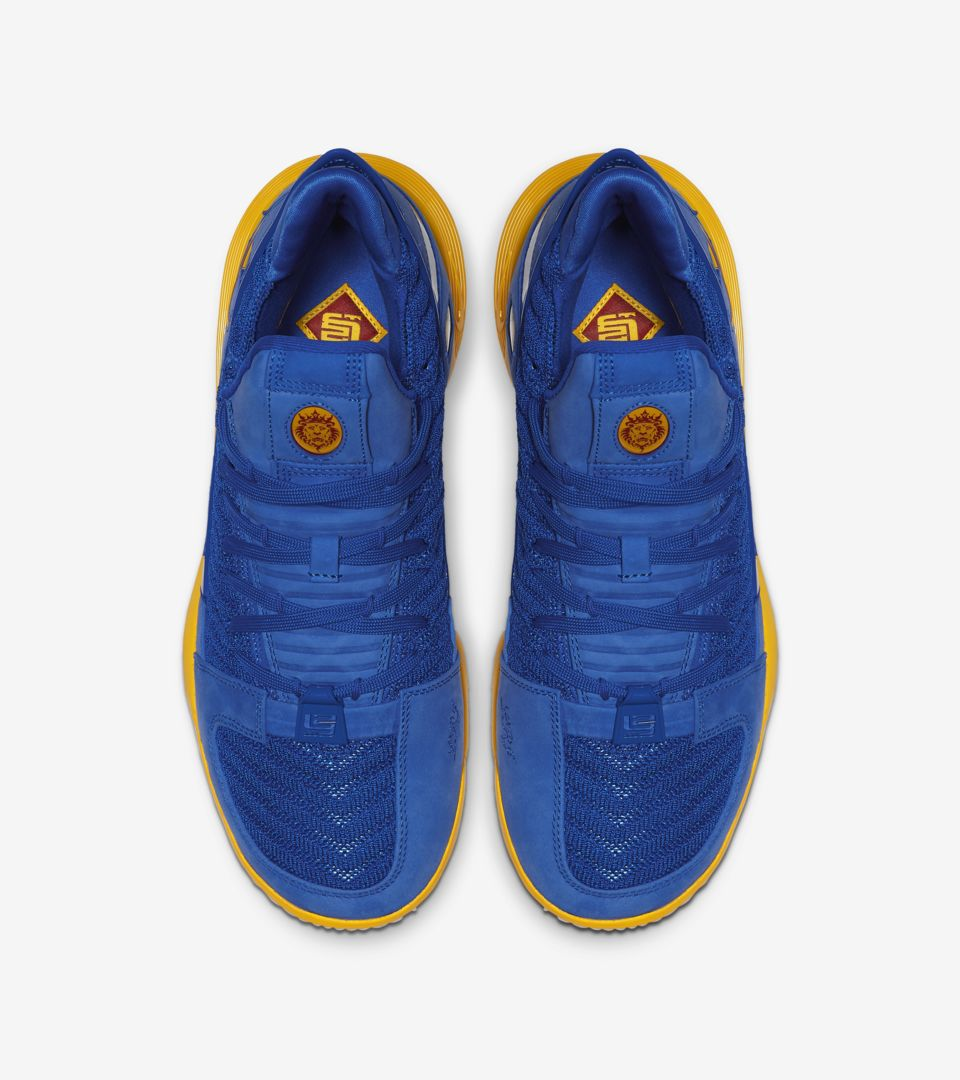 LeBron 16 'SB Blue' Release Date