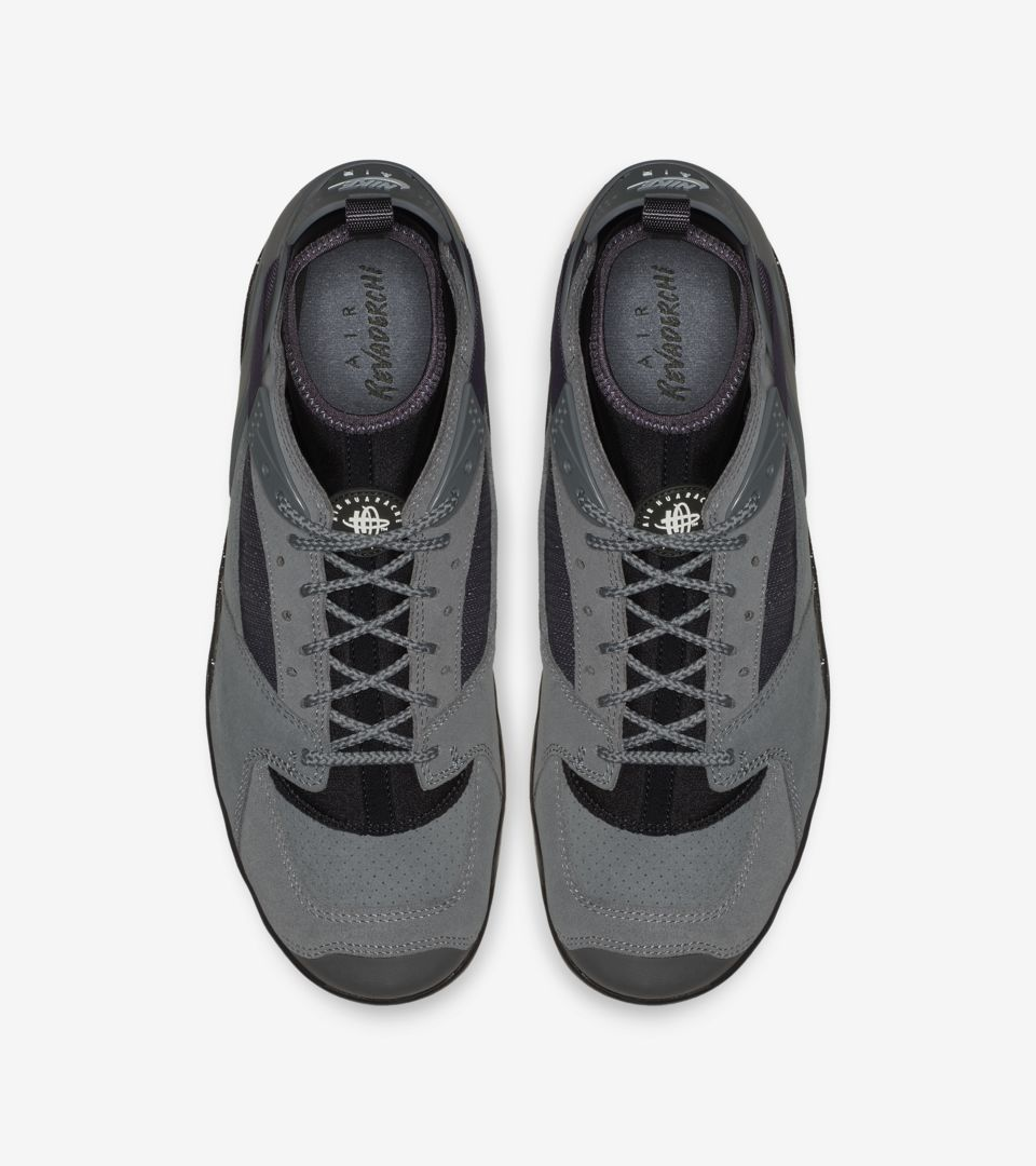 sneakers for cheap 2b337 549e8 ... ACG Air Revaderchi  Flint Grey   Abyss   Black  ...