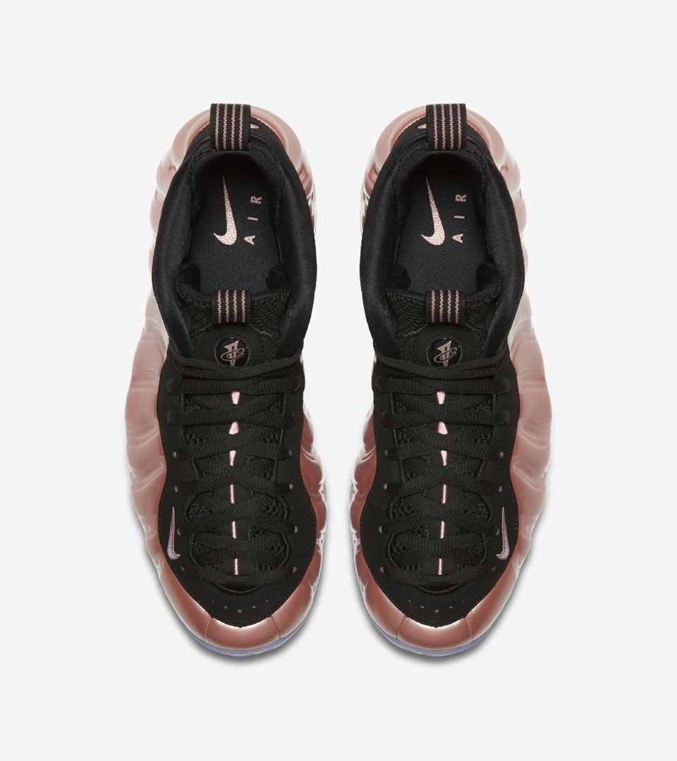 d9d6c7d37628 Nike Air Foamposite One  Rust Pink   White  Release Date. Nike⁠+ SNKRS
