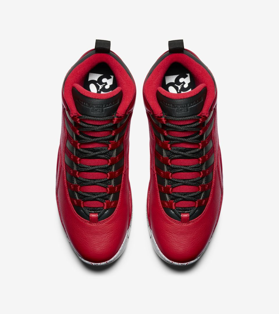 022e5c3bd4e8 Air Jordan 10 Retro  Bulls Over Broadway  Release Date. Nike⁠+ SNKRS