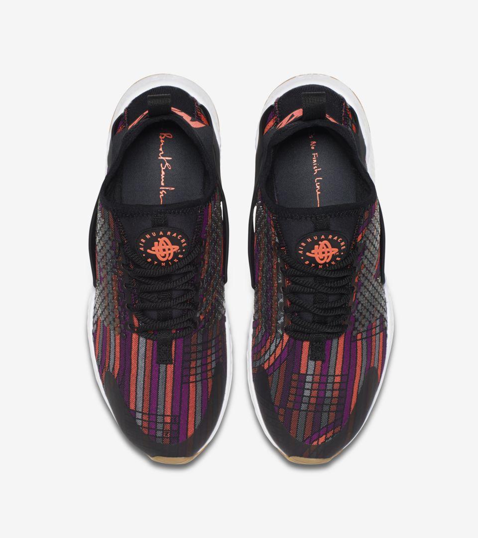 4f5b1e79e8a1 Women s Nike Air Huarache Ultra Jacquard Premium  Hot Lava . Nike+ ...