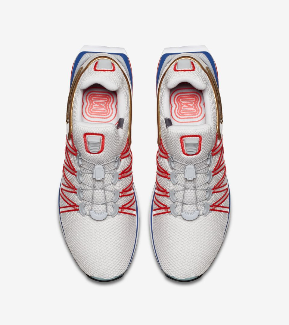 check out 7fe3a 70d84 Nike Shox Gravity 'Metallic Gold & Vast Grey' Release Date. Nike⁠+ SNKRS