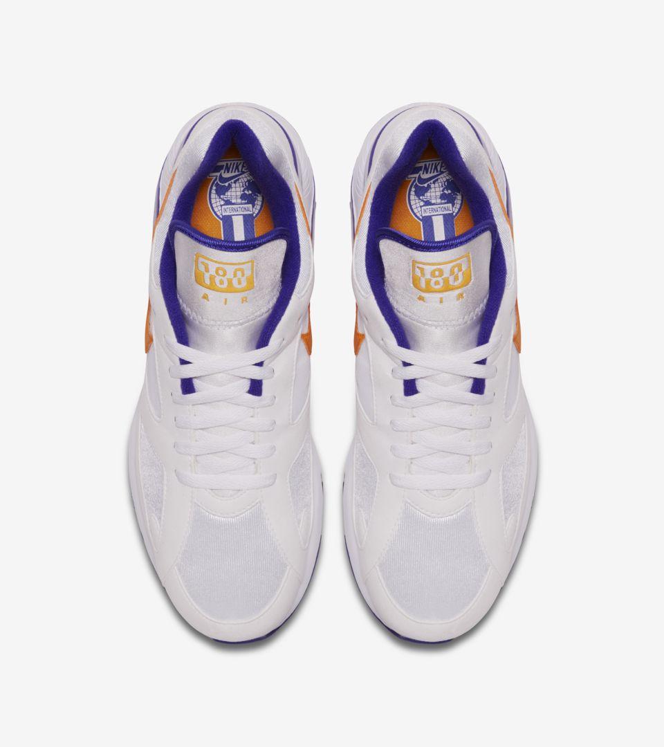 4ee9217975 Nike Air Max 180 'Bright Ceramic & Dark Concord' Release Date. Nike ...
