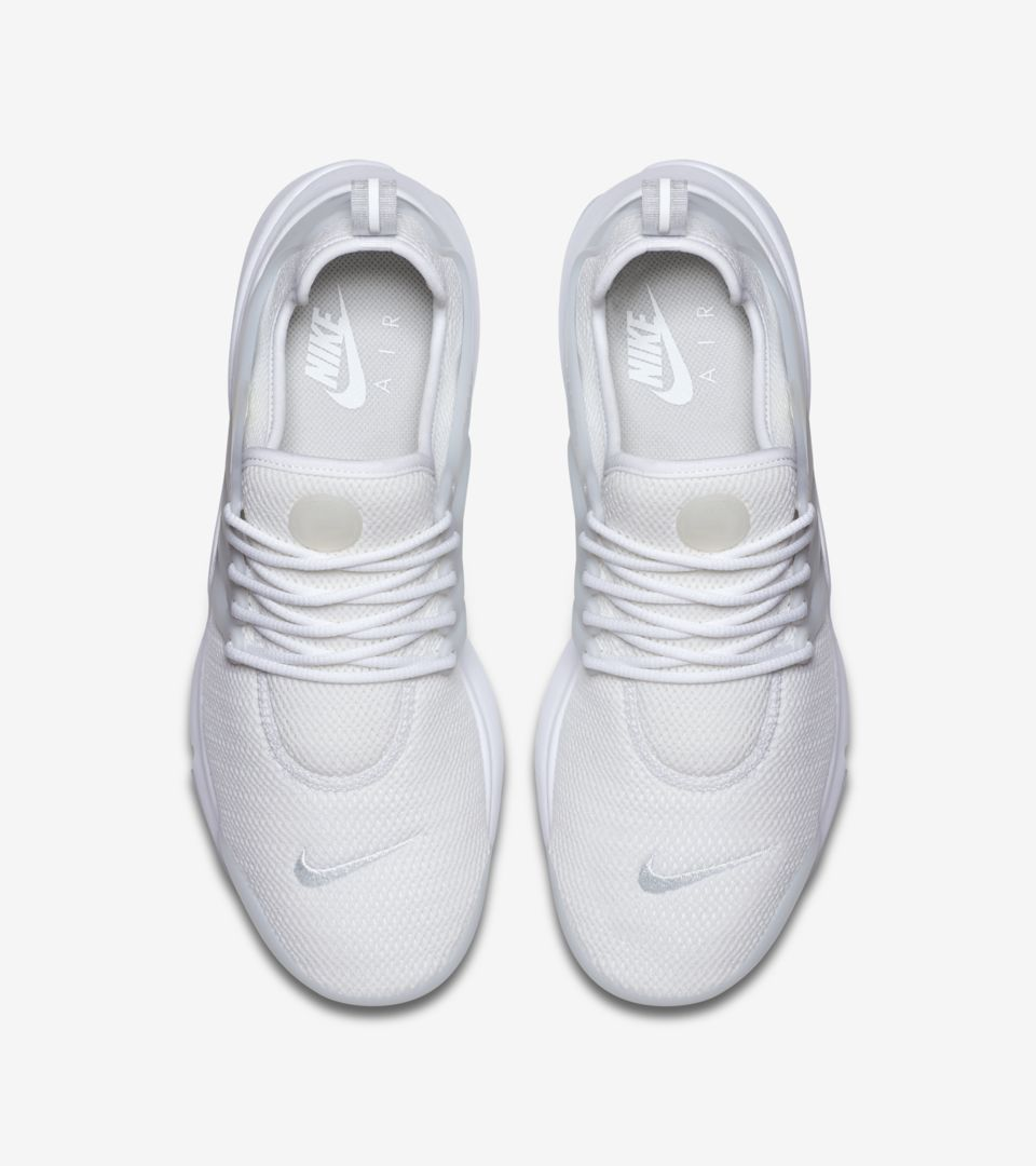 premium selection a2a3a c2b85 Women's Nike Air Presto 'White & Pure Platinum' Release Date ...