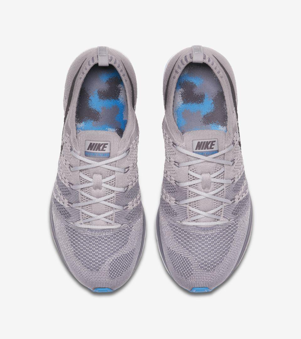 4ead576737621 Nike Flyknit Trainer  Atmosphere Grey   Thunder Grey  Release Date ...